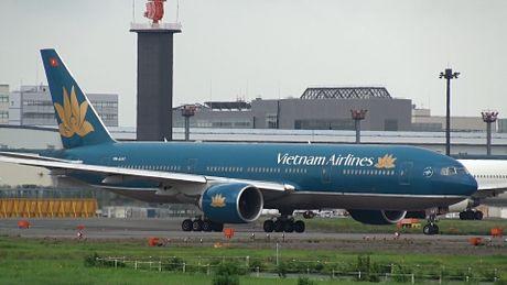 Hai may bay Boeing cua VNA hong dong co vi va phai chim - Anh 1