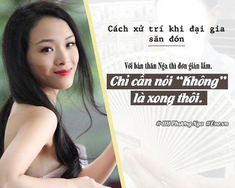 "Ban tron showbiz: My nhan Viet nghi gi ve dai gia va nhung anh chang ""gia da""? - Anh 2"