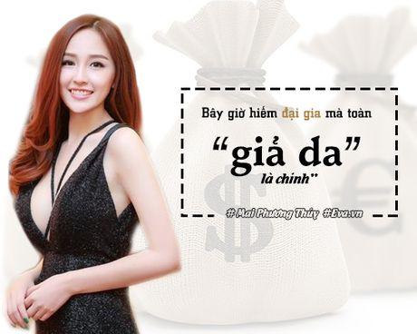 "Ban tron showbiz: My nhan Viet nghi gi ve dai gia va nhung anh chang ""gia da""? - Anh 3"