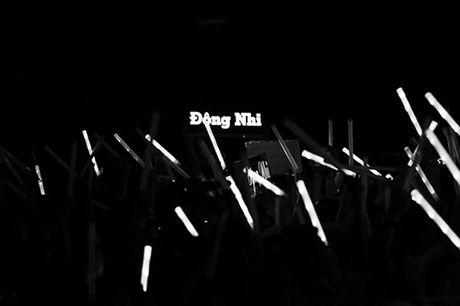 Me Dong Nhi nghen ngao trong liveshow ky niem 8 nam ca hat cua con gai - Anh 1