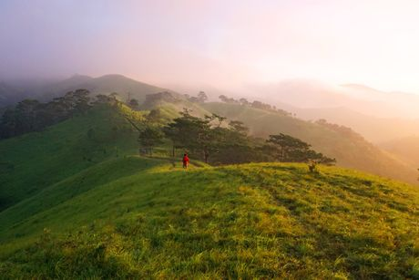 Cung duong trekking dep nhat Viet Nam 'hop hon' phuot thu - Anh 2