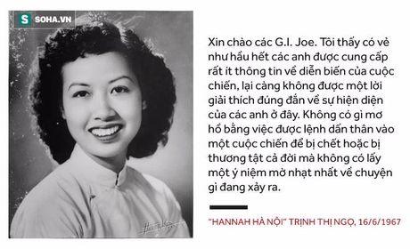 Hanoi Hannah: Giong doc da thanh am anh khong quen voi linh My - Anh 2