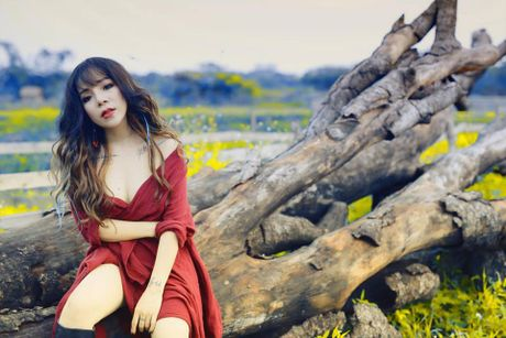 Minh Chuyen tung album moi sau khi len chuc ba chu - Anh 5