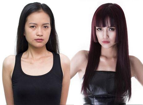 Tu tap dau te nga den quan quan Chung ket Next Top Model - Anh 3