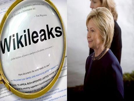 Dinh 'boc me' ba Clinton, WikiLeaks lai rut lui vi lo ngai - Anh 1