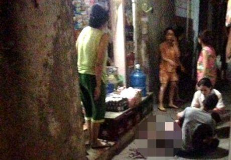 Dang truy bat nghi pham sat hai vo cu o ngo Cho Kham Thien - Anh 1