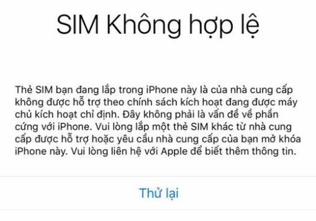 "Reset hoac restore lai co the khien iPhone ""chet cung"" - Anh 2"
