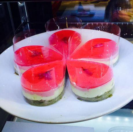 Truy tim 7 tiem banh sakura cheesecake dep nuc long o Sai thanh - Anh 6