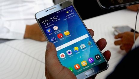 Samsung co nguy co 'chet yeu' vi Galaxy Note 7 - Anh 1