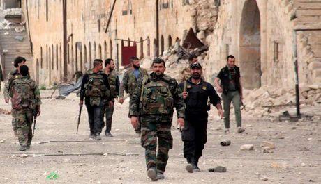 Vệ binh Syria, Hezbollah lại tấn công phiến quân tử thủ ở Aleppo