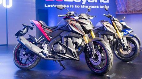 Yamaha phan phoi xe tay con TFX150 tu thang 10/2016 - Anh 1