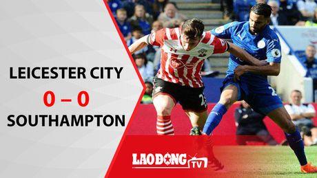 Hoa 0 - 0, Leicester City va Southampton chia diem tren san King Power - Anh 1