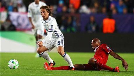 Real Madrid nhan tin vui tu chan thuong cua Modric - Anh 1