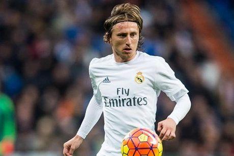 Real Madrid nhan tin vui tu chan thuong cua Modric - Anh 2