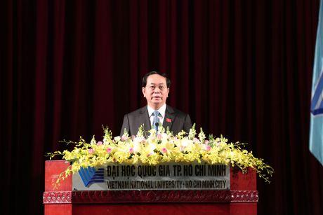 Chu tich nuoc Tran Dai Quang giai dap 3 cau hoi cua sinh vien - Anh 3