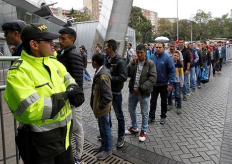 Colombia dao nguoc thang loi hoa binh lich su - Anh 1