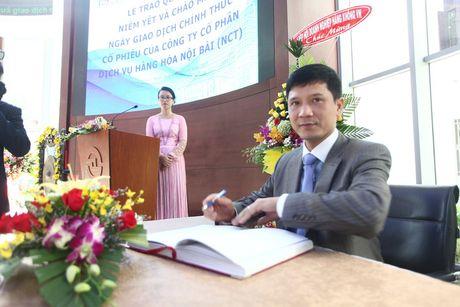 """Sep"" NoiBaiCargo duoc bo nhiem lam Thanh vien HDQT VietnamAirlines - Anh 1"