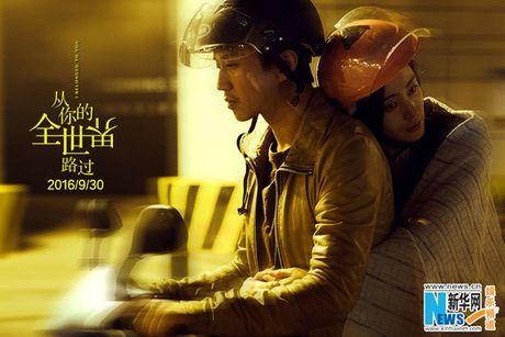 Duong Duong dau to qua duoc khen nhieu trong 'Ngang Qua The Gioi Cua Em' - Anh 6