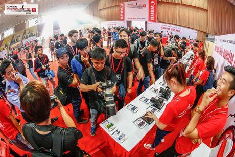 Canon Photo Marathon 2016 – Hanh trinh 11 nam va nhung con so an tuong - Anh 1