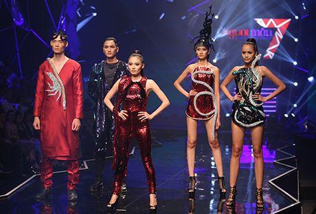 Ngoc Chau doat quan quan Vietnam's Next Top Model 2016 - Anh 2