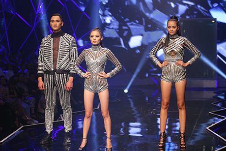 Ngoc Chau doat quan quan Vietnam's Next Top Model 2016 - Anh 3