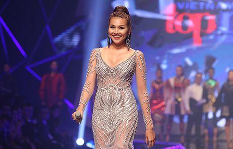 Ngoc Chau doat quan quan Vietnam's Next Top Model 2016 - Anh 5