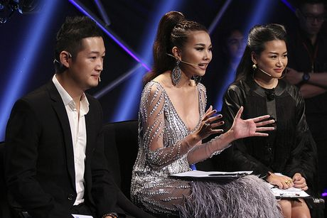 Ngoc Chau doat quan quan Vietnam's Next Top Model 2016 - Anh 7
