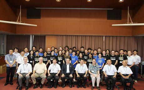 Chu nhan Nobel Y sinh 2016 day tai dai hoc hang dau Nhat Ban - Anh 11