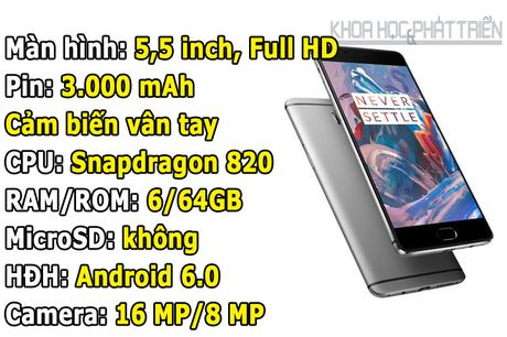 Top 10 smartphone manh nhat the gioi: iPhone 7 Plus dau bang - Anh 6