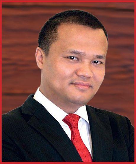 Ong Nguyen Dang Thanh giu chuc Quyen Tong giam doc Vietbank - Anh 1