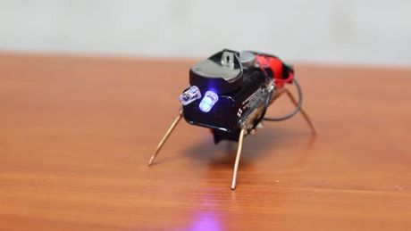 Huong dan tu che robot mini cuc don gian - Anh 20