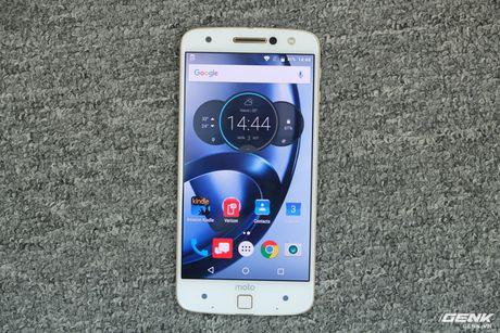 "Tren tay Lenovo Moto Z mong 5.2mm: ""Chat My"" con dau? - Anh 1"