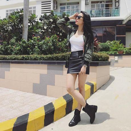 Thanh Hang lang xe ao khoac mua thu, Toc Tien 'ru' Luu Huong Giang dien do dong dieu - Anh 8