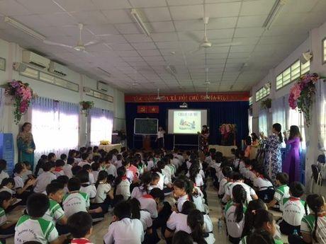 H. Nha Be: Truyen thong ky nang song cho 250 hoc sinh - Anh 1