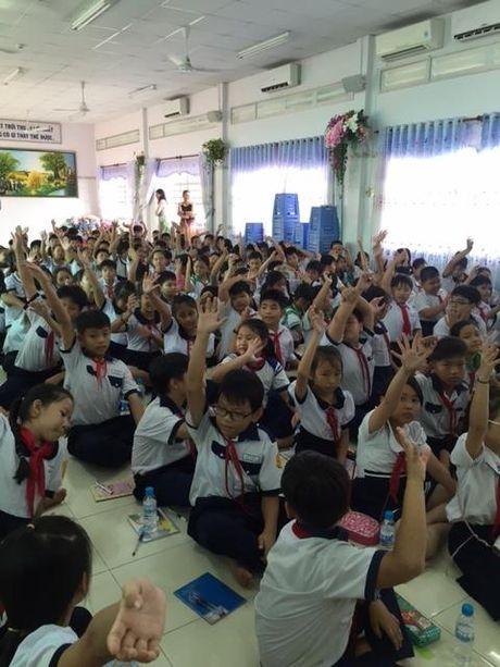 H. Nha Be: Truyen thong ky nang song cho 250 hoc sinh - Anh 2
