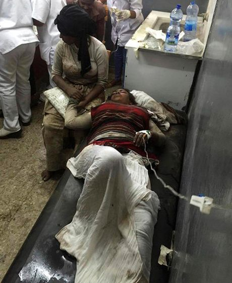 Hien truong vu giam dap kinh hoang o Ethiopia lam 52 nguoi thiet mang - Anh 6