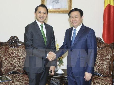 Pho Thu tuong mong muon Kbank som dau tu vao chung khoan Viet Nam - Anh 1