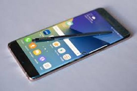 Galaxy Note 7 bi loi cua Samsung co duoc mien thue? - Anh 1