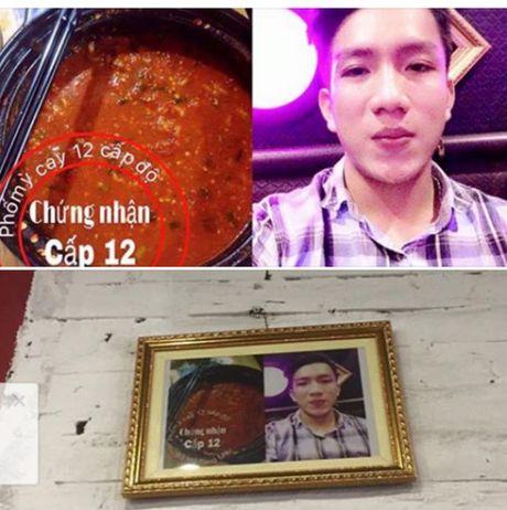 Xon xao chang trai an my cay cap do 12 o xu Nghe - Anh 1