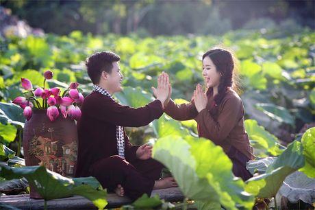 Hoa khoi Thu Ha goi cam tung cm khi lam co dau - Anh 17