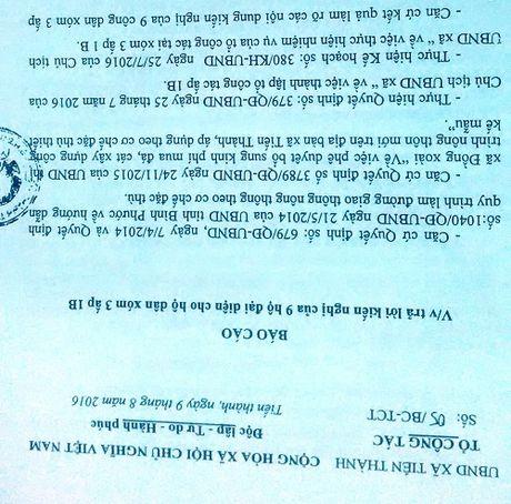 Binh Phuoc: Bi 'xa xeo', duong nong thon moi xuong cap tram trong - Anh 2