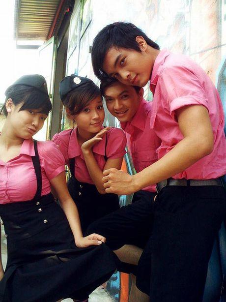 Nha Phuong thoai mai, tu tin khoe nguc dep sau 7 nam - Anh 4