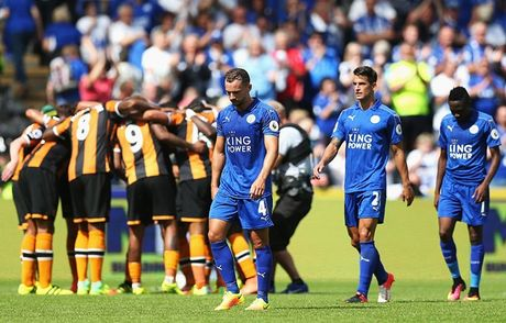 Leicester City sa sut, vi sao? - Anh 3