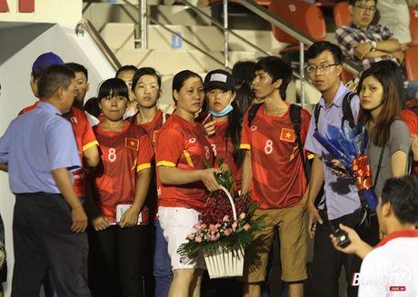 Nhat ky DT Viet Nam: Niem cam hung mang ten Tuan Anh, Cong Phuong, Xuan Truong - Anh 2