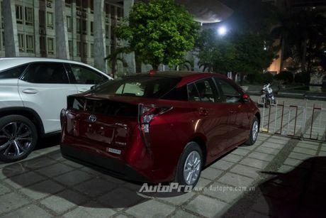 Toyota tung 'hang hot' Fortuner 2017, Lexus mang toi xe sang gia mem GS200t tai VMS 2016 - Anh 4