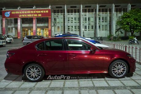 Toyota tung 'hang hot' Fortuner 2017, Lexus mang toi xe sang gia mem GS200t tai VMS 2016 - Anh 5