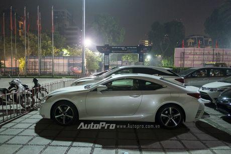 Toyota tung 'hang hot' Fortuner 2017, Lexus mang toi xe sang gia mem GS200t tai VMS 2016 - Anh 7