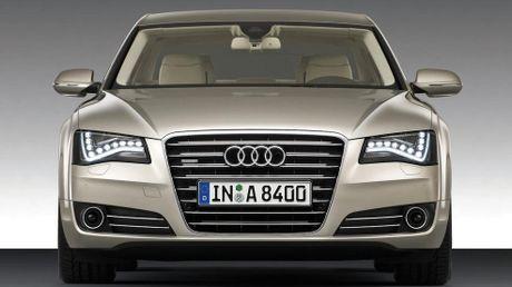 Audi A8 o Viet Nam bi thu hoi do nguy co chet may bat ngo - Anh 1