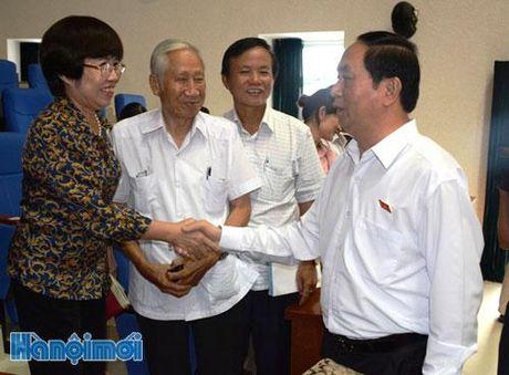 Chu tich nuoc: 'Can day len phong trao chong thuc pham ban' - Anh 1