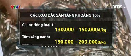 """Dac san mua lu tang gia, ba con Dong Thap """"duoc mua"""" - Anh 1"""